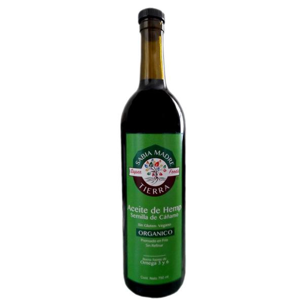 Aceite de semilla de hemp 750ml