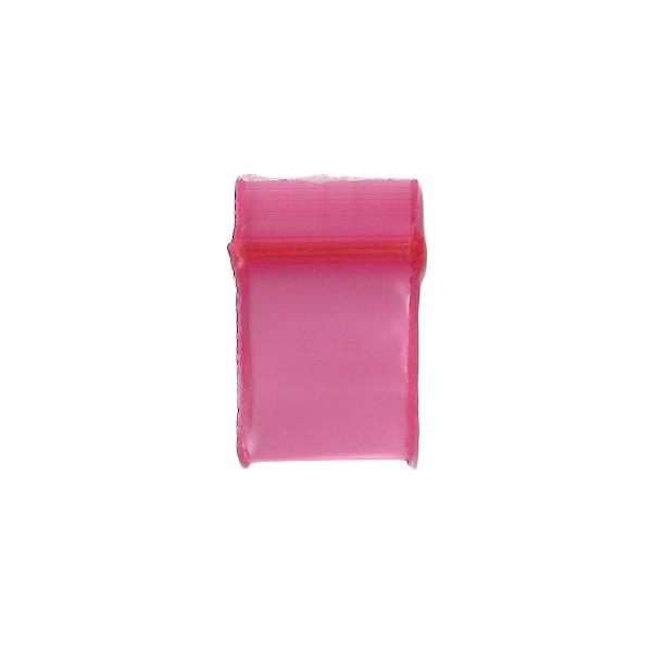 "1000 per Pack - .5""x.5"" Apple Bags - Red"