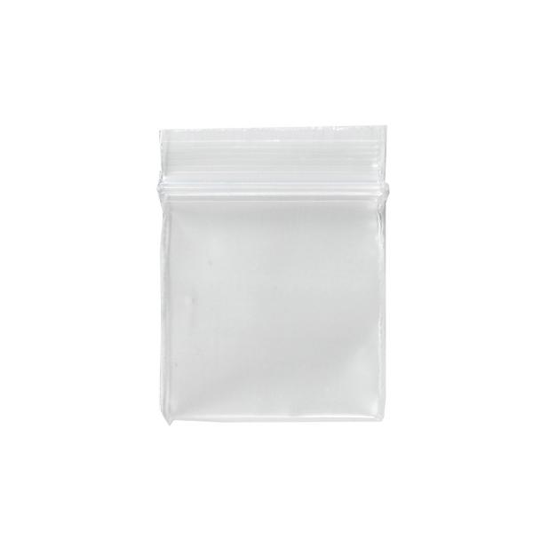 "1000 per Pack - 1""x1"" Apple Bags - Clear"